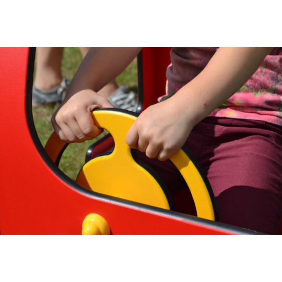 Mini igraonica vatrogasno vozilo