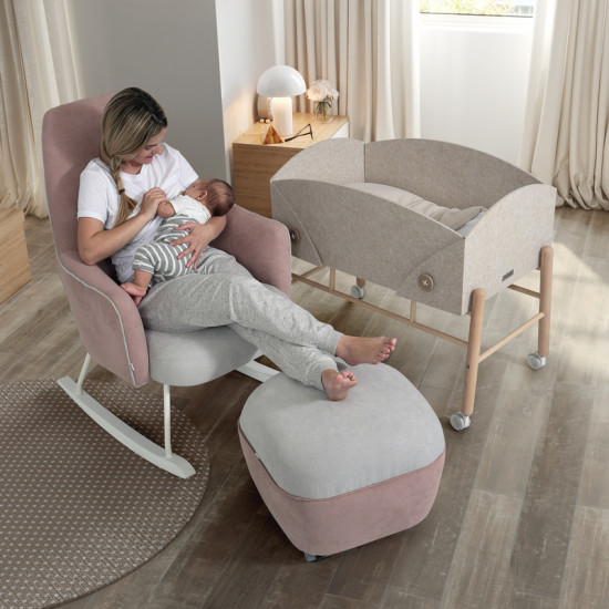 Moom nursing rocking chair