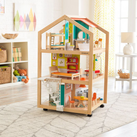 Dvorac za lutke Style Kidkraft