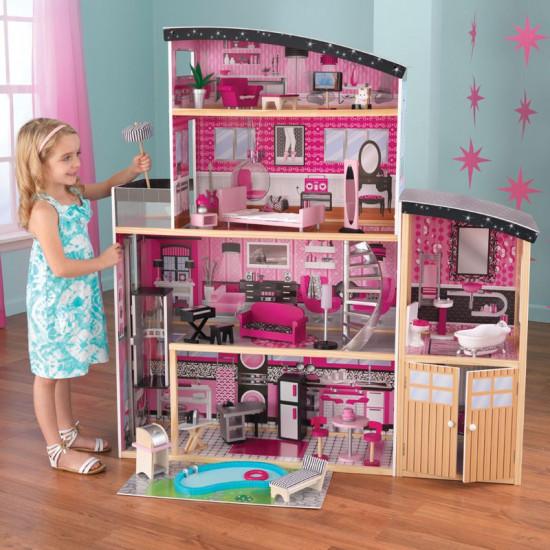 Dječja kućica za lutke Sparkle