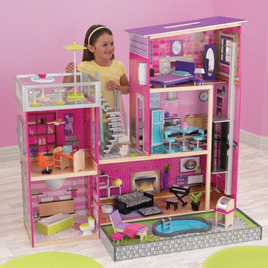 Uptown Dollhouse Kidkraft