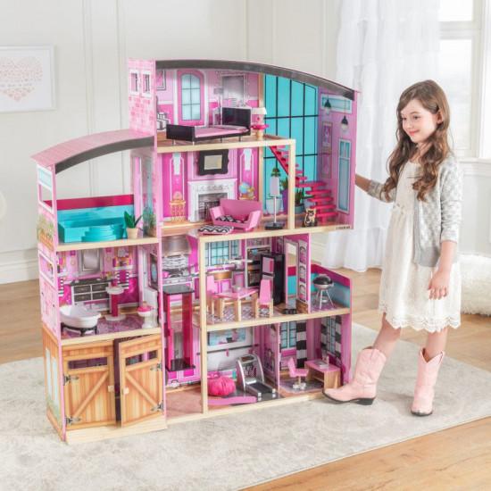 Dječja kućica za barbike Shimmer