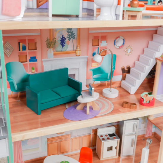 Dahlia Mansion Dollhouse