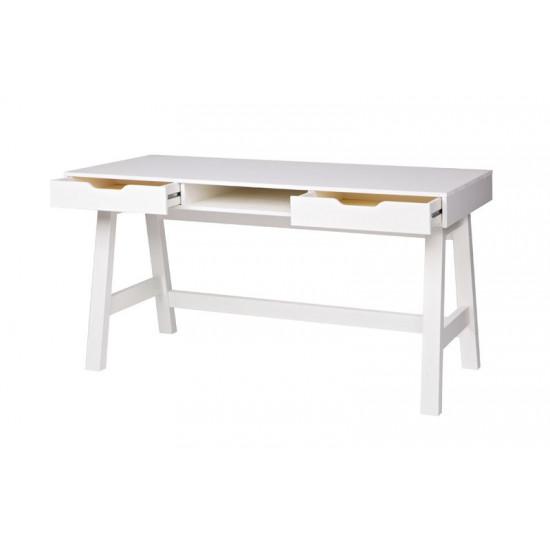 Nikki radni stol bor bijeli