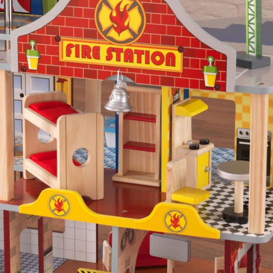 Deluxe Fire Rescue Set